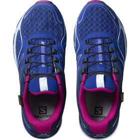 Salomon X-Scream 3D GTX Löparskor Dam violett